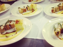 Wycliffe Hotel and Restaurant Gourmet Evening4