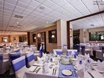 Wycliffe Hotel and Restaurant Wedding Setup