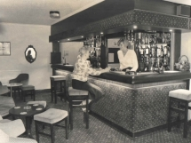 The Bar Area As It Was Back In The 90's
