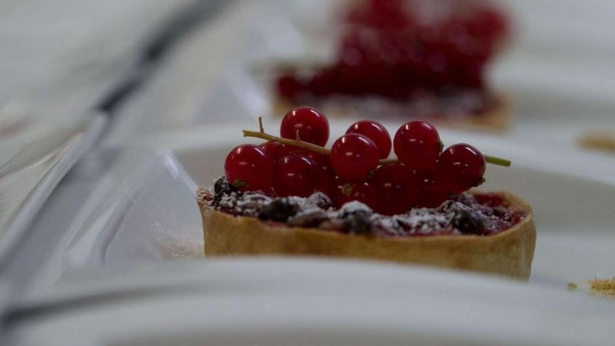 Redcurrant Tart