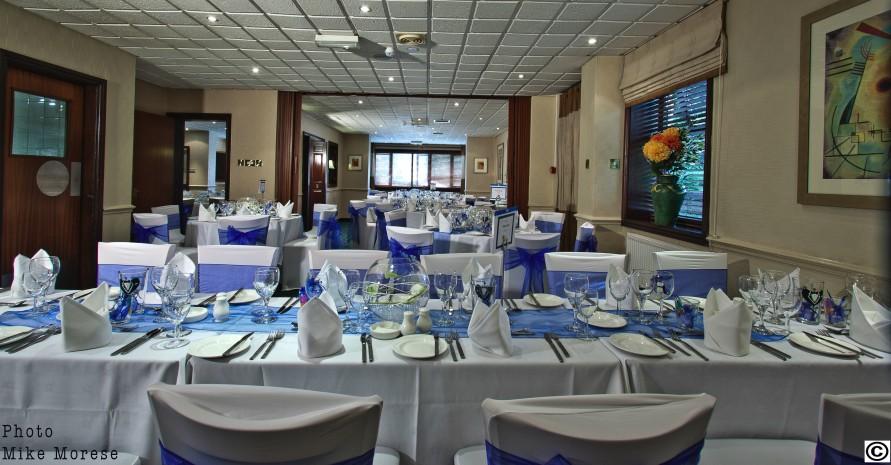 Wycliffe Wedding, Banqueting
