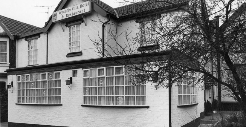 History of the Wycliffe Hotel and Restaurant