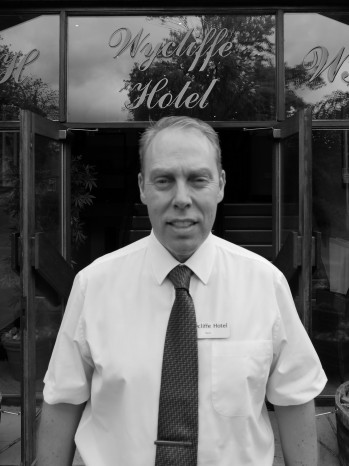 Mark Tavini Owner and Manager of the Wycliffe