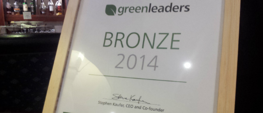 TripAdvisor Broze Leaders Award