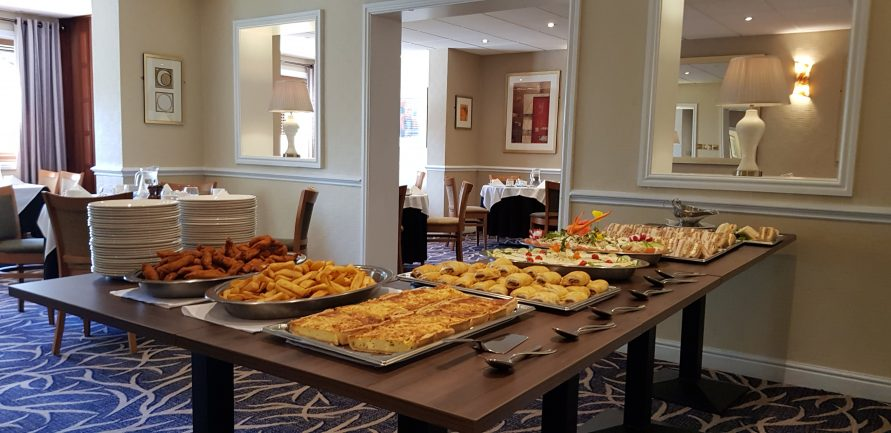 Funeral Buffet at The Wycliffe Stockport