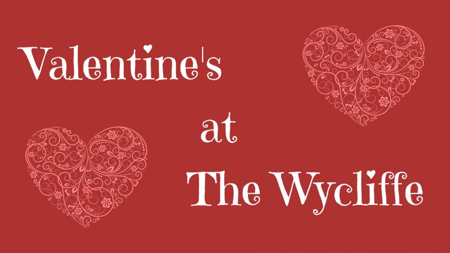 Valentine's Dinner Friday 14th February 2020